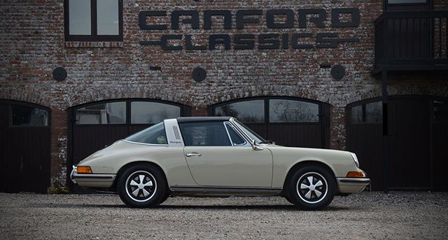 Canford classics porsche grey