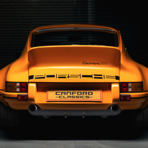 Canford Classics Porsche orange